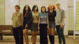 Michelle's Dreamy Love-Struck Single 'Syncopate' Announces Their Album 'After Dinner We Talk Dreams'