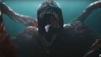 A New Clip From 'Venom: Let There Be Carnage' Shows Woody Harrelson's Nutso Prison Escape