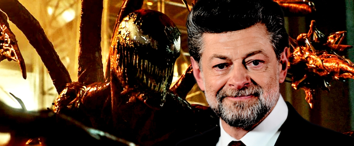 Andy Serkis Tells Us About 'Venom: Let There Be Carnage' And Sheds Some Surprising Light On The 'Love Affair' Between Eddie And Venom