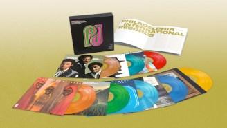 Vinyl Me, Please Celebrates 50 Years Of Legendary Label Philadelphia International Records With A Box Set