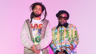 Wale And J. Cole Reunite On The J Dilla-Sampling 'Poke It Out'