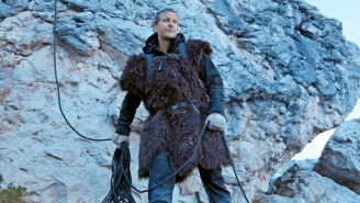 What's On Tonight: Bear Grylls Dresses Like A 'Game Of Thrones' Character In 'You Vs. Wild: Out Cold'