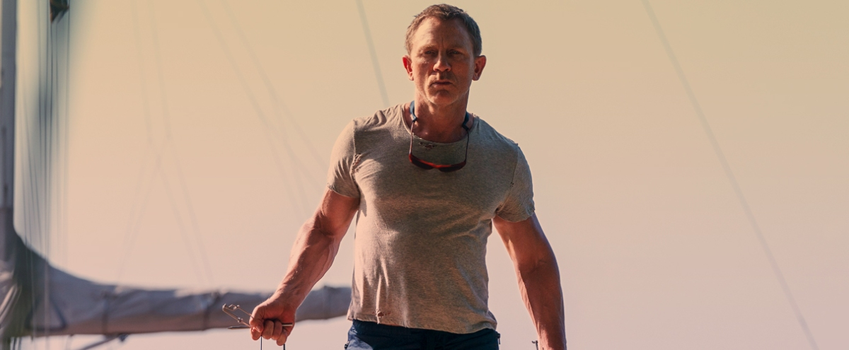 A Requiem For The Dour Bond: 'No Time To Die' Is A Fittingly Mawkish End To The Daniel Craig Era