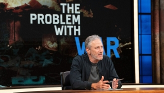Jon Stewart Leads The Fight For Veterans Affected By Burn Pits In The First Episode Of 'The Problem With Jon Stewart'