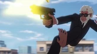 It's 'Archer' Meets A Gun-Slinging Monkey In The Official Trailer For 'Marvel's Hit-Monkey'