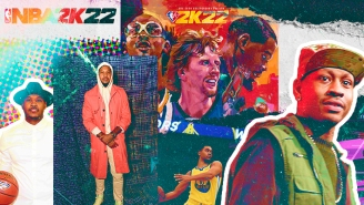 NBA 2K Is As Much About Expression As It Is About Basketball