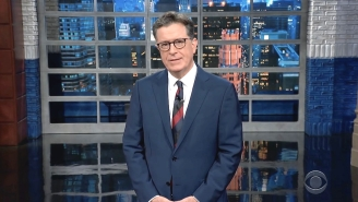 Colbert Describes The GOP Congress Members Who Conspired To Plan The Jan 6th Insurrection As 'A Real Ocean's 11 Of People Who Can't Count To Ten'