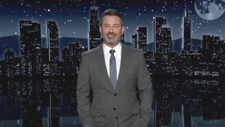 Jimmy Kimmel Is Perplexed That Trump Is Telling Republicans Not To Vote