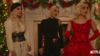 Netflix Switches Things Up Again In The Vanessa Hudgens-Filled Trailer For 'The Princess Switch 3'