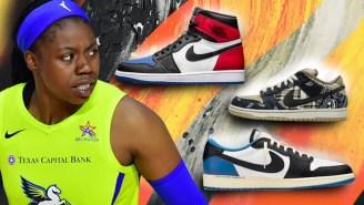 Arike Ogunbowale Gives Us Her Favorite Nike Sneakers Of All Time