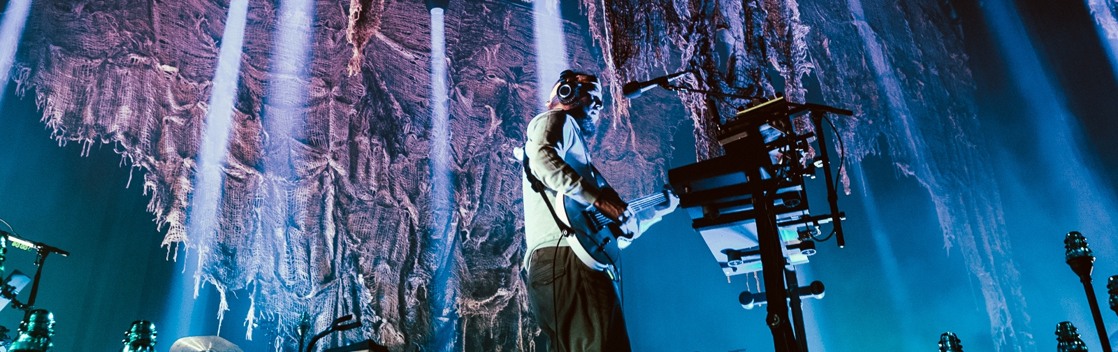 Bon Iver Might Be The Best Live Band In The World Right Now