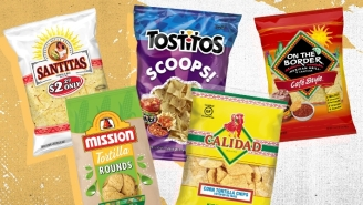 Grocery Store Tortilla Chips, Ranked By Flavor And Dip-Ability