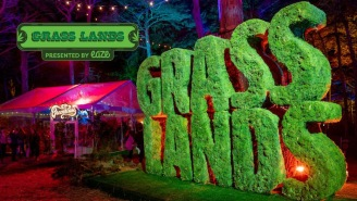 Grass Lands Is Returning To Outside Lands 2021, Proving Once Again That Music And Weed Go Hand In Hand
