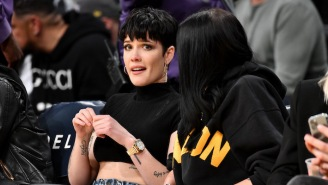 Halsey's Basketball Twitter Account Is Back Just In Time For Russell Westbrook's Flop Of A Lakers Debut