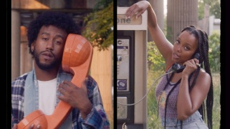 Jamila Woods and Peter CottonTale's Video for 'WYD (You Got Me)' Is Sweet As Pie