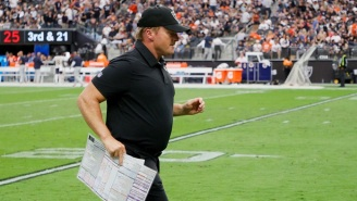 Jon Gruden Will Be Removed From 'Madden 22' And Replaced With A Generic Coach