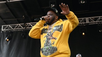 Maxo Kream And ASAP Rocky Can't Leave The 'Streets Alone' On 'Weight Of The World'
