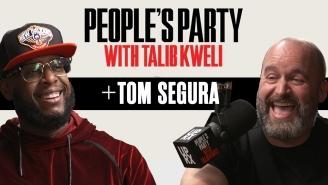 Talib Kweli & Tom Segura On Adidas & More