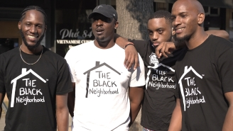 'The Black Neighborhood' Is An Organization That Builds Up Its Community From Within