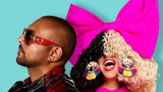Sean Paul And Sia Link Up Again For The First Time In Five Years With 'Dynamite'