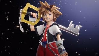 'Kingdom Hearts' Sora Is The Final Fighter In 'Super Smash Bros. Ultimate'