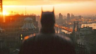 'The Batman' Trailer Unleashes The Fury Of Robert Pattinson's Caped Goth Hero Upon Gotham's Goons