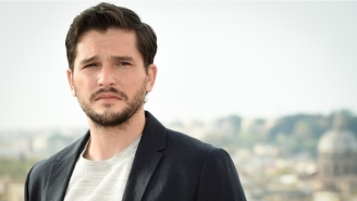 Kit Harington On 'Eternals' And Why He Swears The 'Game Of Thrones' Coffee Cup Wasn't His Fault