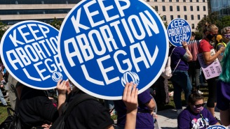 A Federal Judge Has Temporarily Blocked Texas' Draconian Abortion Law, And There Is Much Rejoicing