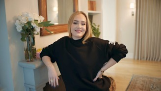 Adele's Most Prized Possession Is A Piece Of Used Celebrity Chewing Gum