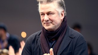 IATSE, The Union That Represents Film/TV Prop Masters, Says That The Prop Gun Fired By Alec Baldwin Somehow Contained A Live Bullet