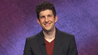 Matt Amodio Has A Really 'Boring' Answer For What He's Going To Do With All Of His $1.5 Million 'Jeopardy!' Money
