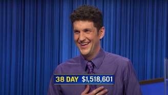 Here's How Matt Amodio's Historic 'Jeopardy!' Run Came To An End
