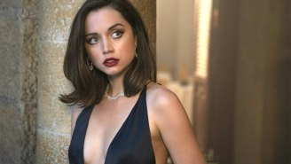 You Do Not Want To Interrupt Ana de Armas While She's Training… Or Else