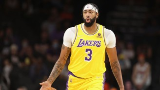 Los Angeles Lakers X-Factor: Anthony Davis