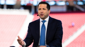 Adam Schefter Is Getting Dragged For Running A Story By Bruce Allen About The NFL's 2011 Lockout And Calling Him 'Mr. Editor'