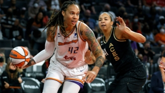 The Mercury Can Upset The Aces In The WNBA Semifinals If Brittney Griner Stays At Her Peak
