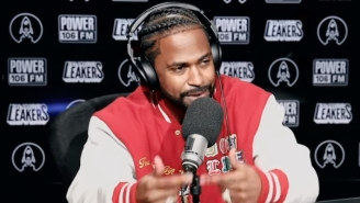 Big Sean Delivers A Blistering LA Leakers Freestyle Over Songs By Drake, Jay-Z, Kanye West, And More