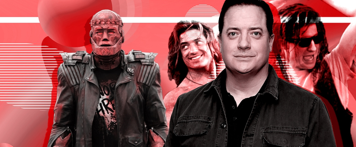 If You Dig Brendan Fraser And Are Happy That He's 'Back,' You Really Should Be Watching 'Doom Patrol'