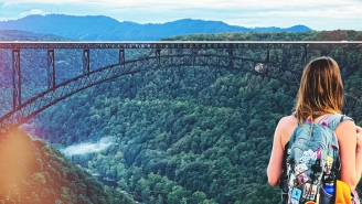 A Guide To The Newest US National Park, West Virginia's New River Gorge