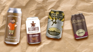Craft Beer Experts Call Out The Best Brown Ales To Drink This Month