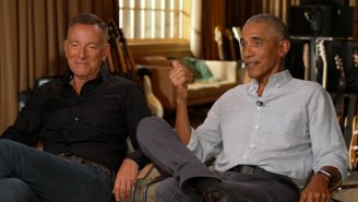 Barack Obama And Bruce Springsteen Talk About Being 'Outsiders' On 'CBS Sunday Morning'