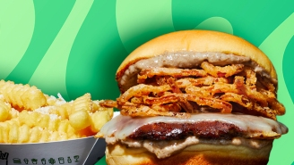 Our Review Of Shake Shack's New Black Truffle Burger And Black Truffle Fries