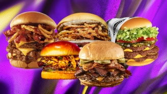 Overly-Decadent Fast Food Burgers, Ranked On Excessiveness And Flavor