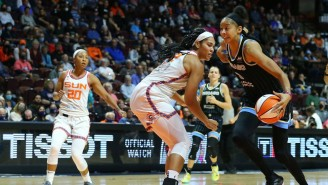 Candace Parker Led The Sky To The WNBA Finals With A Game 4 Rout Of The Sun