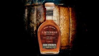 Sazerac's New 'Hazmat Bourbon' Manages Nuance At A Very High Proof