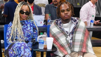 Chloe Bailey And Gunna Were Spotted At A Recent NBA Game And Fans Are Disgusted By Her Beverage Choice