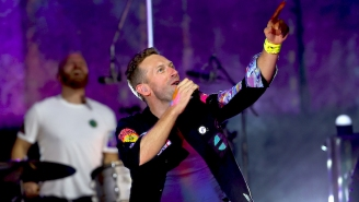 Coldplay Performed 'My Universe' On 'Corden' Without BTS, But Chris Martin Handled The Korean Lyrics