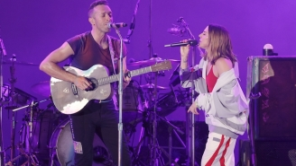 Coldplay's Chris Martin And Mel C Covered The Spice Girls Hit '2 Become 1'