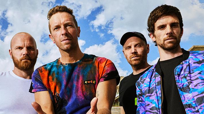 """Coldplay -- """"Biutyful"""""""
