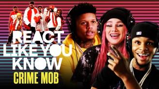 "New Artists React To Crime Mob's ""Rock Yo Hips"" Video"